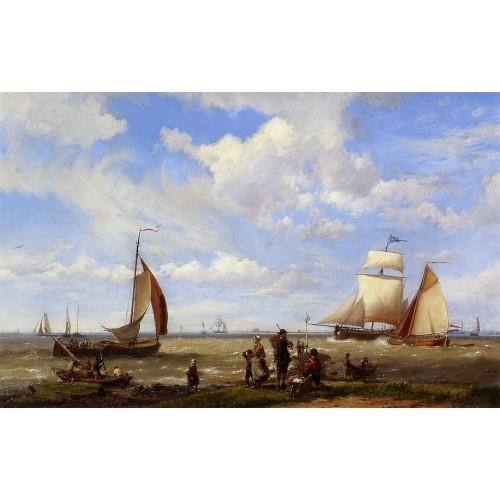 Shipping off the Dutch Coast 2