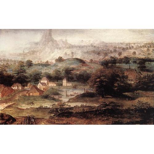 Landscape with the Banishment of Hagar