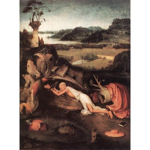 St Jerome in Prayer