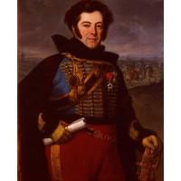 Portrait Of Lieutenant Colonel