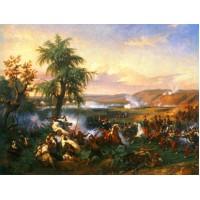 The Battle of Habra Algeria