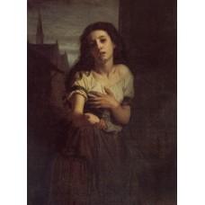 A Beggar Woman