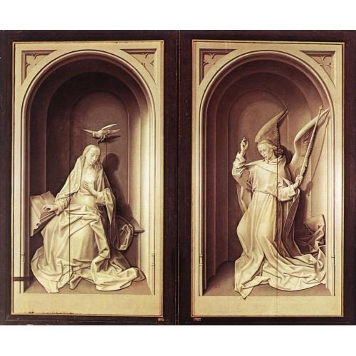 The Portinari Triptych (closed)
