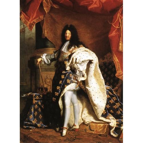 Portrait of Louis XIV 2
