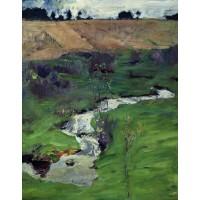 A creek 1899