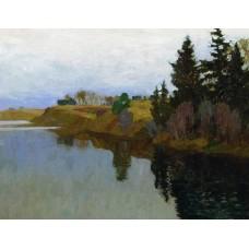 A lake 1893