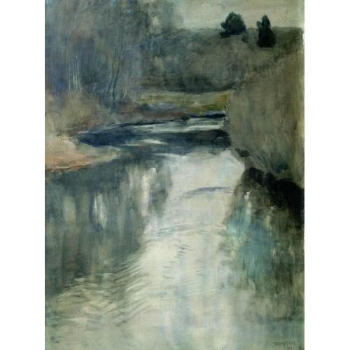 A river 1897