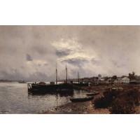After the rain plyos 1889