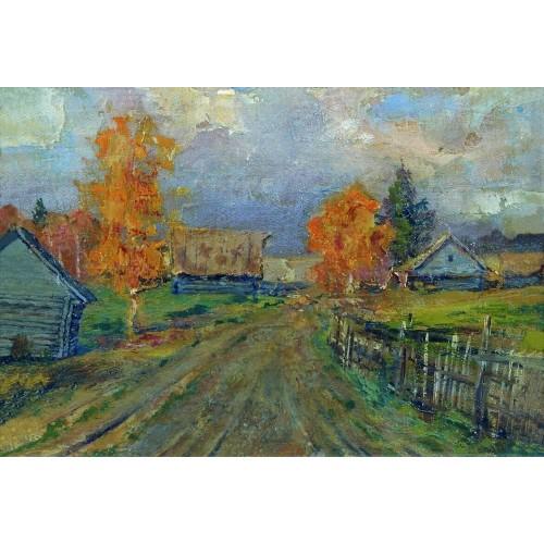 Autumn landscape 1