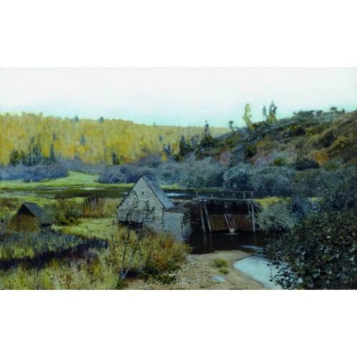 Autumn mill plyos 1888