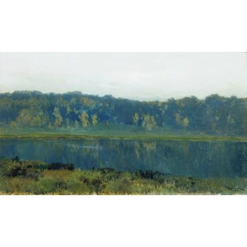 Autumn morning 1887