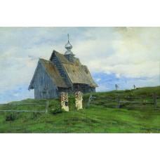 Church in plyos 1888