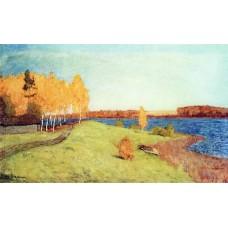 Golden autumn 1896