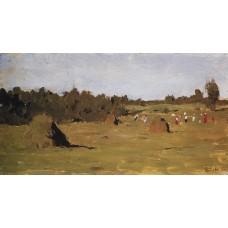 Haymaking 1899