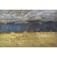 Haystacking 1900