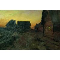 Huts 1899