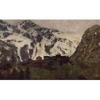 In alps 1897