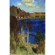 Lake spring 1898
