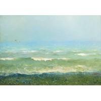 Mediterranean seacoast 1890