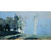 Moonlit night 1899