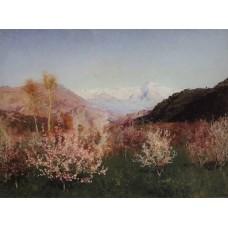 Springtime in italy 1890