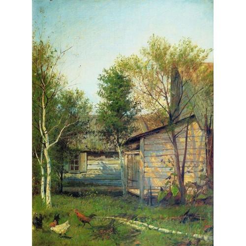 Sunny day 1876