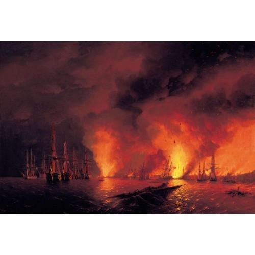 Battle of sinop 1853