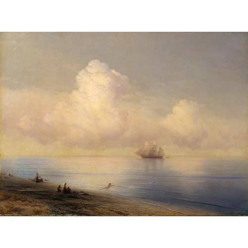 Calm sea 1876