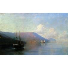 Crimean coast 1886