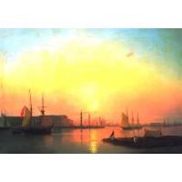 Exchange of peterburg 1847