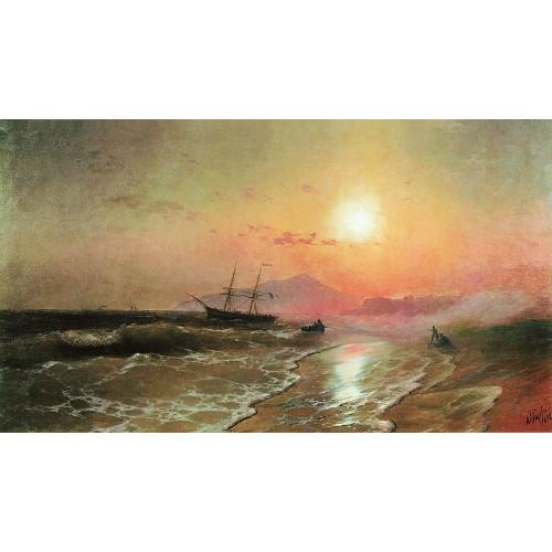Island of ischia 1892