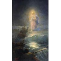 Jesus walks on water 1888 1