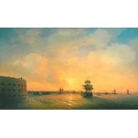 Kronshtadt fort the emperor alexander 1844