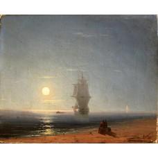 Lunar night 1857