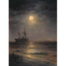 Lunar night 1899