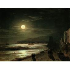 Moon night 1885