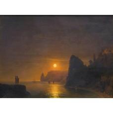 Moon path 1886