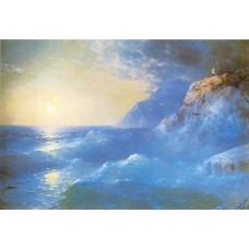 Napoleon on island of st helen 1897