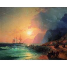 On the island of crete 1867