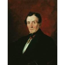 Portrait of a man 1850