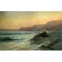 Pushkin on the coast black sea 1887