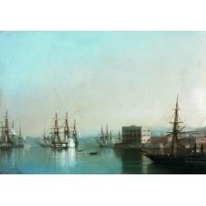 Raid on sevastopol 1852