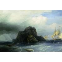 Rocky island 1855 1