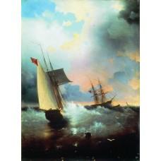 Sailboat 1859