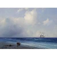 Sea view 1865