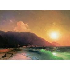 Sea view 1867