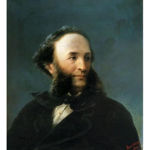 Self portrait 1874