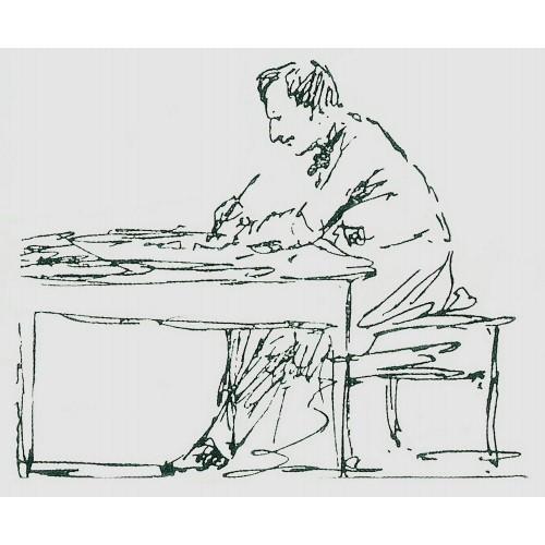 Self portrait 1880 1
