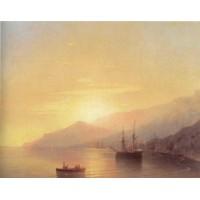 Ships on a raid 1851