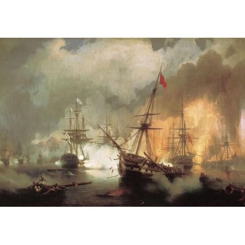 The battle of navarino 1846